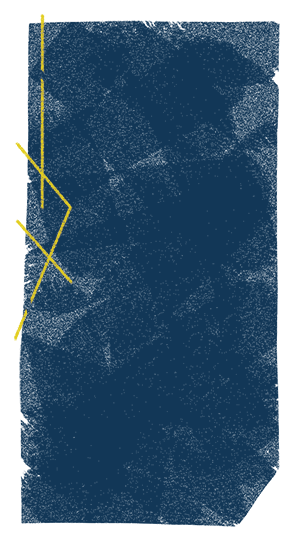Navy textured background with yellow lines   Operatic Agency
