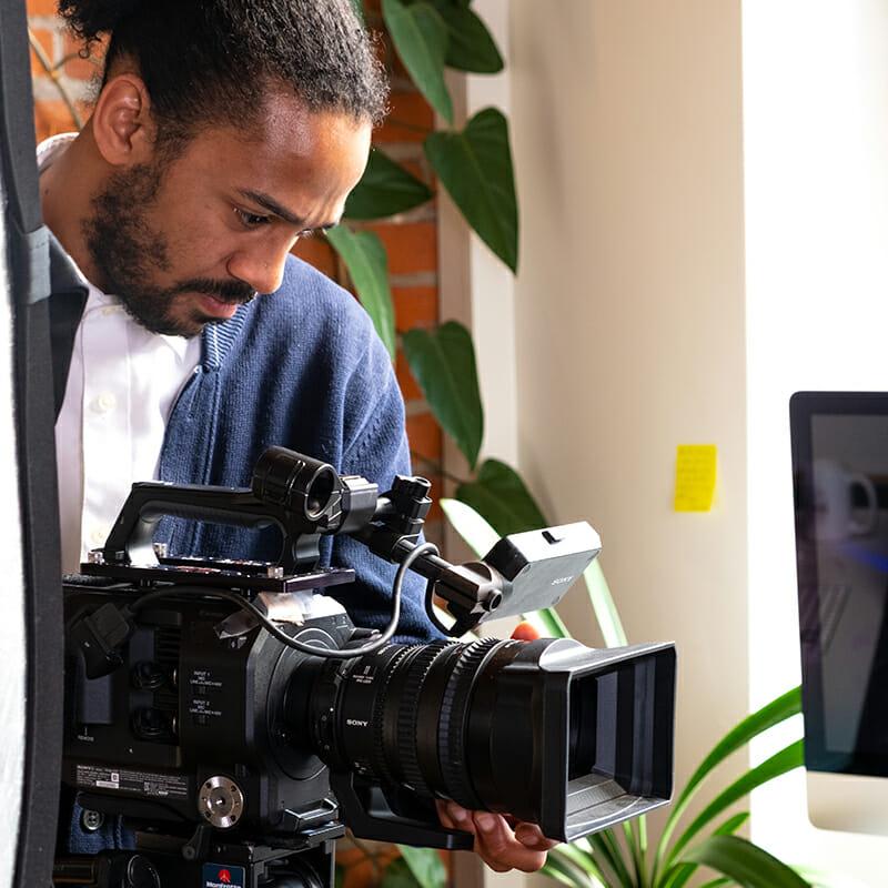 Video production in progress | Operatic